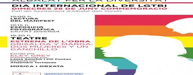 PROGRAMA D'ACTES DEL DIA INTERNACIONAL LGTBI