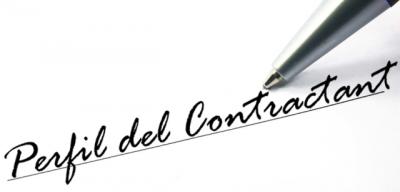 Perfil del Contractant acces - image